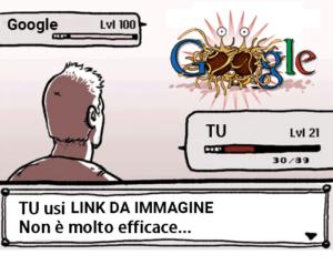 link building meme link da immagine non è molto efficace