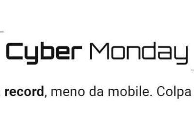 Vedi anche: Cyber Monday: dati 2017 da record, meno da mobile. Colpa dell'UX?
